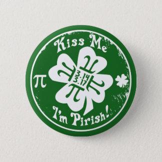Badges Jour épique de pi et jour 2 de St Patrick dans 1