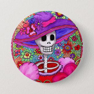 Badges Jour frais de bouton mort