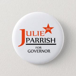 Badges Julie Parrish pour la goupille de gouverneur