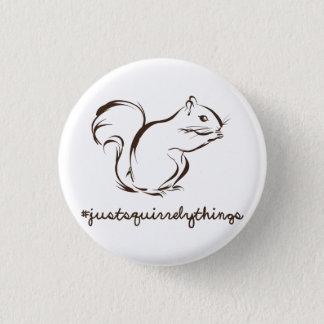 Badges Juste écureuil de choses de Squirrely