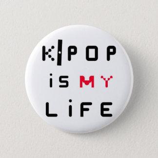 Badges K-POP est ma vie