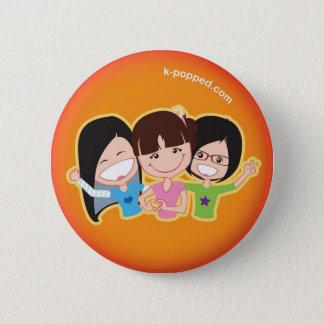 Badges K-sauté ! Bouton de trio