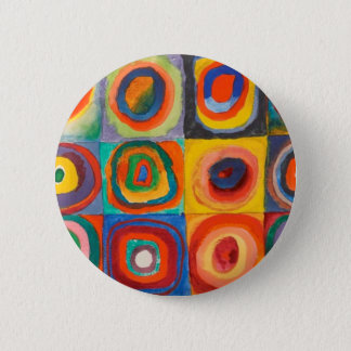 Badges Kandinsky ajuste les cercles concentriques