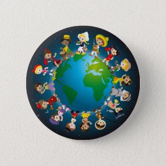 Badges Kidz du monde