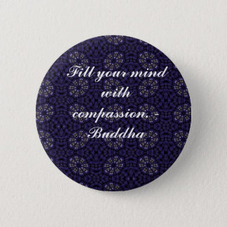 Badges La citation de Bouddha inspirent de motivation