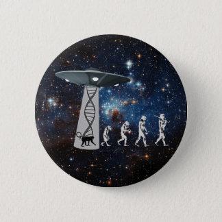 Badges La conspiration d'évolution