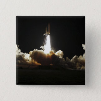 Badges La découverte de navette spatiale enlève