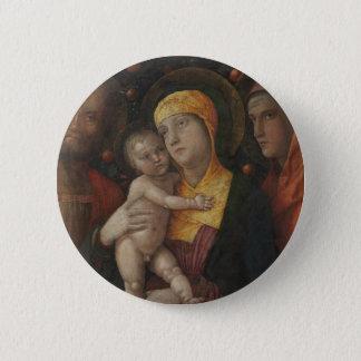 Badges La famille sainte avec le saint Mary Magdalene