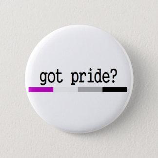 """Badges La fierté asexuelle """"a obtenu la fierté ?"""" porte -"""