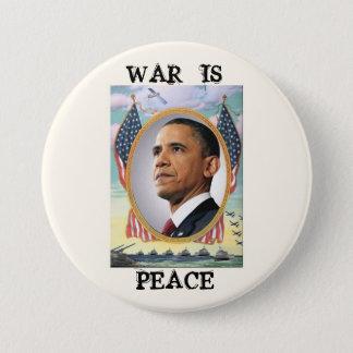 Badges La guerre est paix