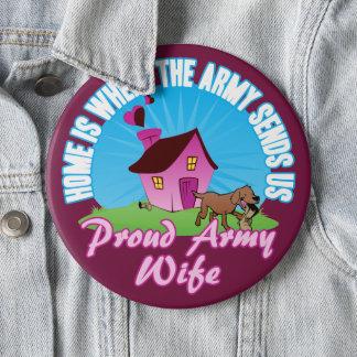 Badges La maison est où…