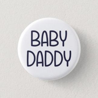 Badges La maman Baby Daddy (c.-à-d. père) de bébé