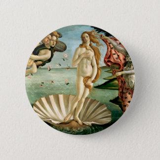 Badges La naissance de Vénus par Botticelli