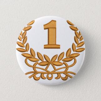 Badges la première - imitation de la broderie de machine
