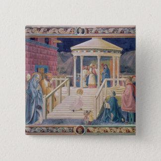 Badges La présentation de Vierge Marie béni
