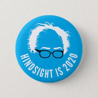 Badges La rétrospection de ponceuses de Bernie est le