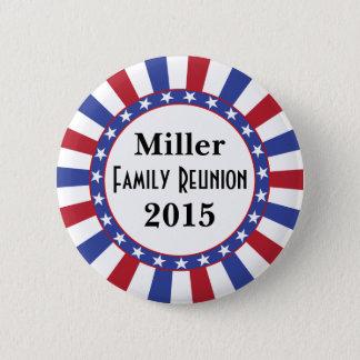 Badges La Réunion de famille patriotique