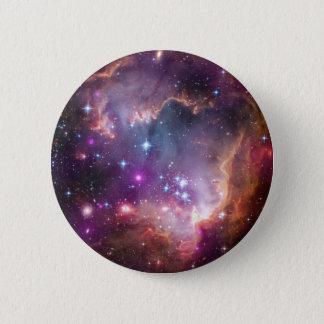 Badges La supernova rose d'univers de nébuleuse de