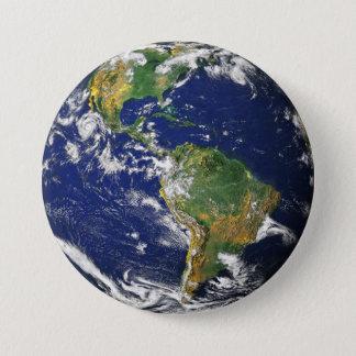 Badges La terre de planète
