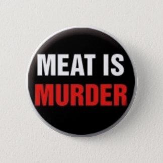 Badges La viande est meurtre
