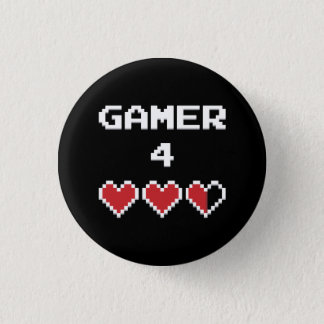 Badges La vie du Gamer 4
