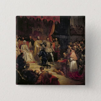 Badges L'abdication de Charles V 1841