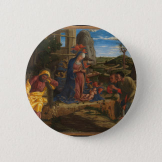 Badges L'adoration des bergers