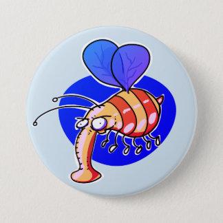 Badges laid gaffez la bande dessinée drôle d'abeille