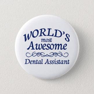 Badges L'assistant dentaire le plus impressionnant du