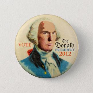 Badges Le bouton de Donald 2012