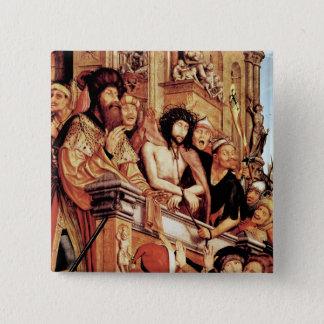 Badges Le Christ s'est présenté aux personnes, c.1515
