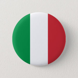Badges Le drapeau de l'Italie