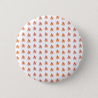 Badges Le Flamand Pattern parler oranges