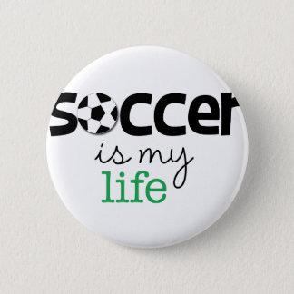 Badges Le football est ma vie