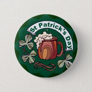Badges Le jour de St Patrick