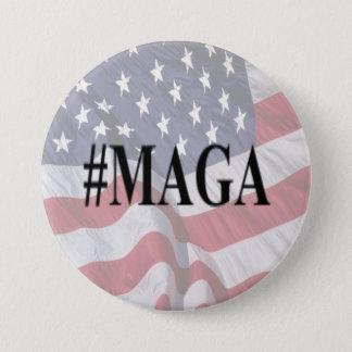 """Badges Le #MAGA """"rendent l'Amérique grande encore"""" !"""