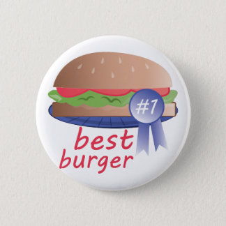 Badges Le meilleur hamburger