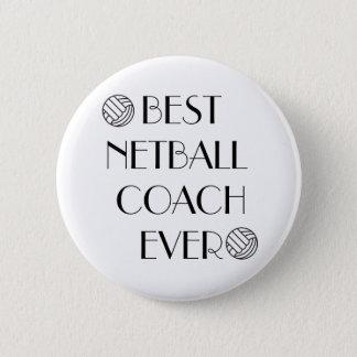 Badges Le meilleur insigne de car de net-ball jamais