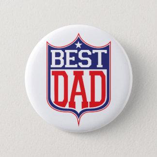 Badges Le meilleur papa jamais