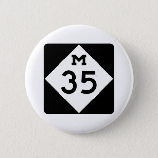 Badges Le Michigan M-35