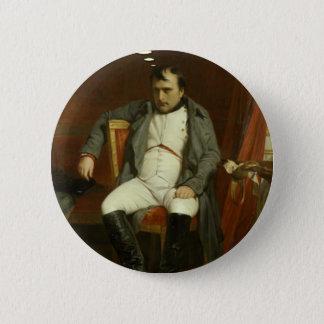 Badges Le napoléon pense aux porcs-épics