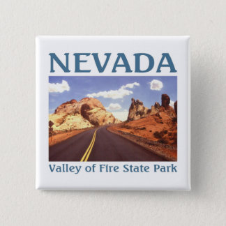 Badges Le Nevada Etats-Unis