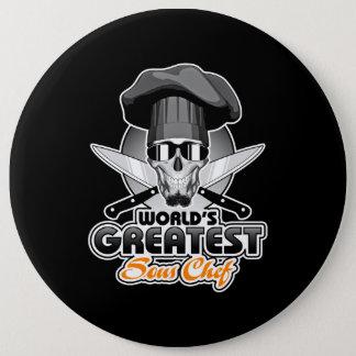 Badges Le plus grand chef v7 de Sous du monde