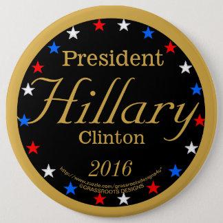 Badges Le Président Hillary Clinton 2016