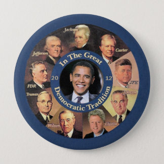 Badges Le Président Obama 2012