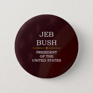 Badges Le Président V3 de Jeb Bush
