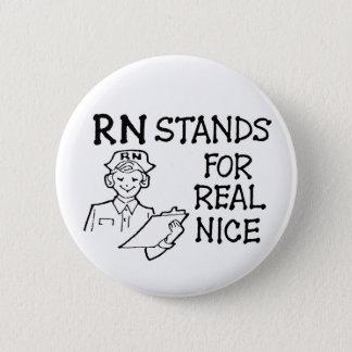 Badges Le RN représente le vrai bouton intéressant