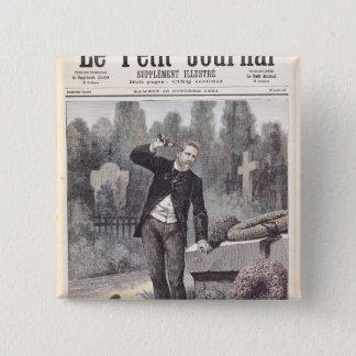 Badges Le suicide du Général Georges Ernest