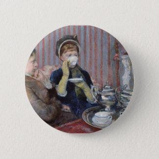 Badges Le thé