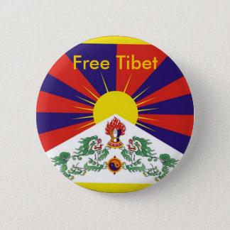 Badges Le Thibet libre